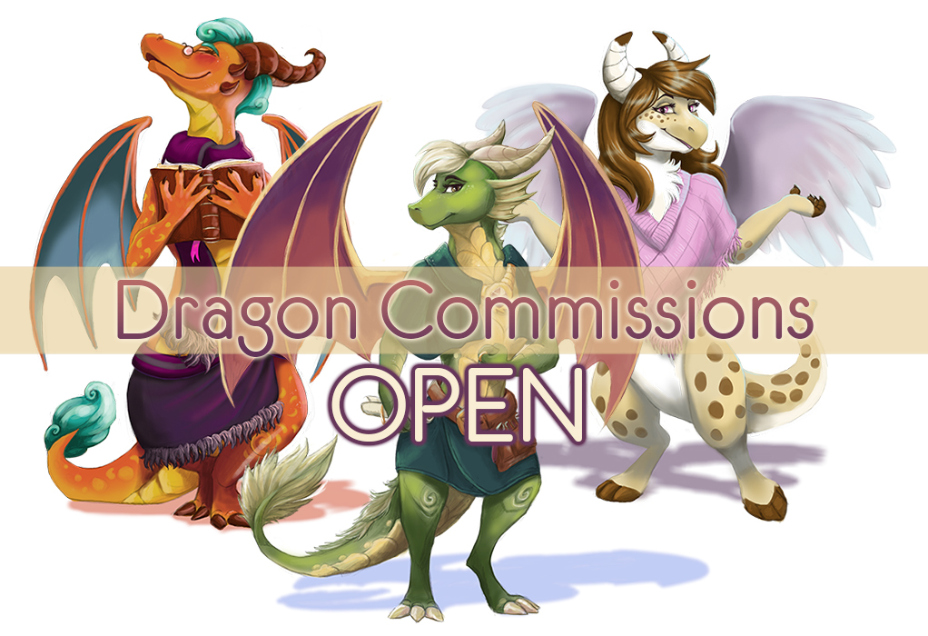 Spyro themed commissions Open